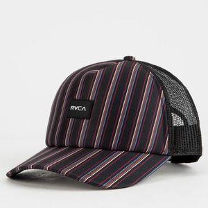 NEW RVCA Talum Women's Trucker Hat
